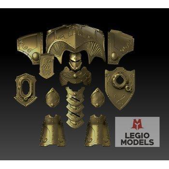Gold Armour Kit