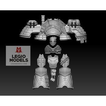 Big knight Iron Armour Kit