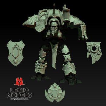 Boob armour Revised