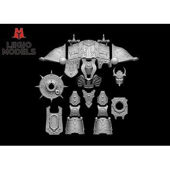 Sorcerer Armour Revised