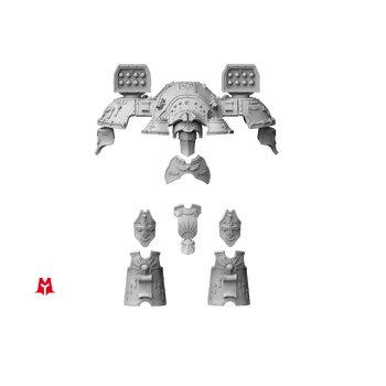 Big knight Tamplier Armour Kit