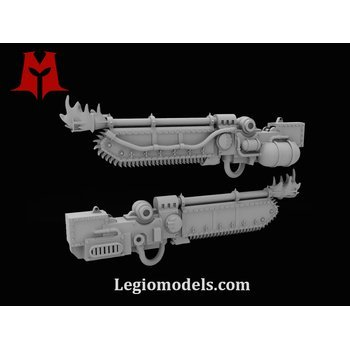 Pyro sword