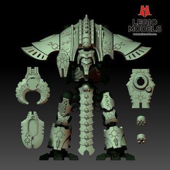 Necro Armour Kit