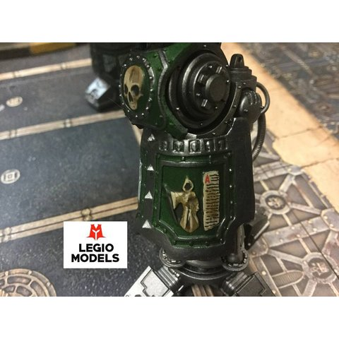 Dark Monk Armour Kit