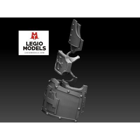 Tamplier Armour Kit