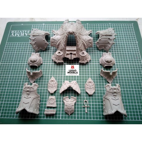 Big knight Sorcerer Armour Kit