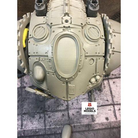 Mechanical Armor Kit