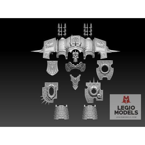 Dark Queen Armor Kit