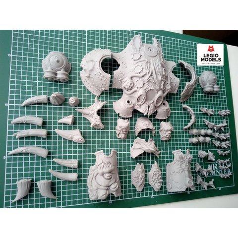 Big knight Rotten Armour Kit