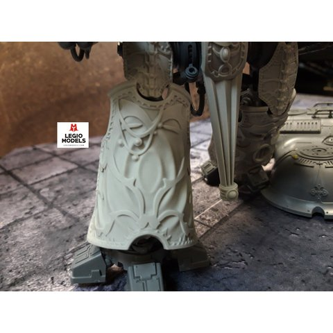 Big knight Boob Armour Kit