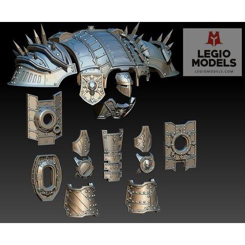 Iron Armour Kit