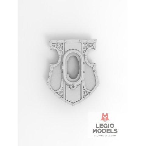 Nuns of battle armor Kit (version 2)