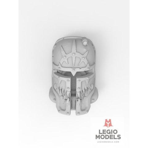 mini knight Warmaster Armour Kit spike version