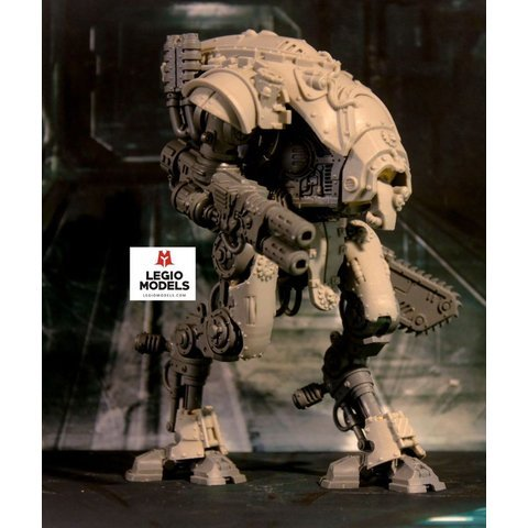 Mini knight Mech armour kit cable version