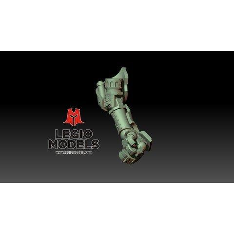 Renegade poseable hands (pair)