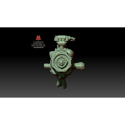 Loyal Plasma Decimator (Left arm)
