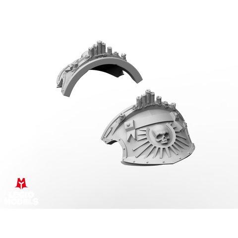 mini knight Ultra armour kit glory versions