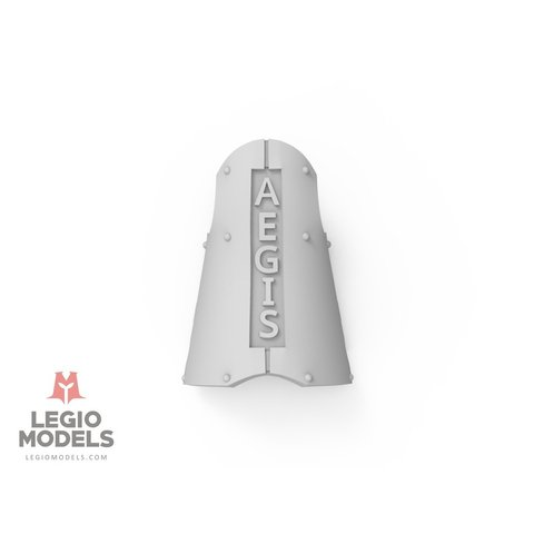 Grey Armour Kit