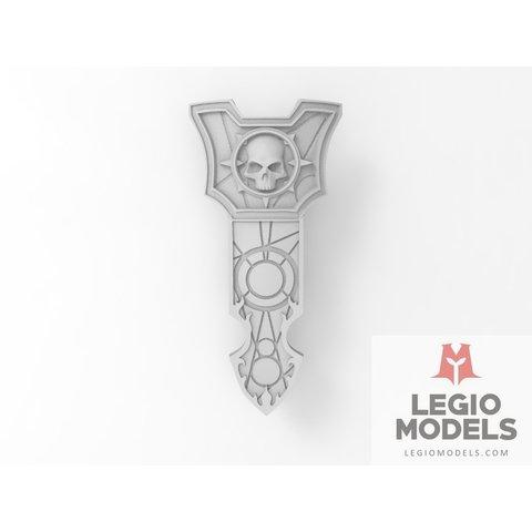 mini knight screamer armour kit fire versions