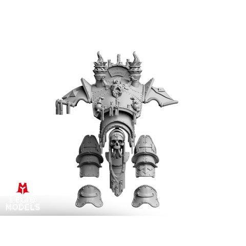 mini knight Tamplier armour kit corpse versions