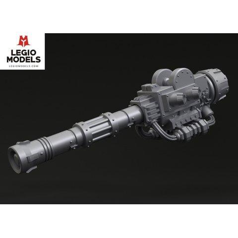 Loyal Volcano Laser (Left arm)